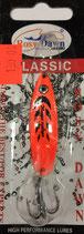 Блесна форелевая планирующая Rosy Dawn Classic 7 гр., 50 мм  Цвет 003, подложка - лимонный