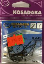 Крючки Kosadaka KANI 3080 BN № 10