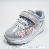 PRIMIGI 4447711 argento strappo lacci elastici