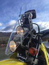 Tete de fourche Rally DRZ 400