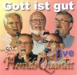 Herolds Quartett - Gott ist gut LIVE - CD 024