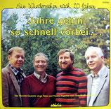 Herolds Quartett - Jahre geh'n so schnell vorbei (Reunion 1981) -  CD 021