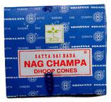 Incienso en cono Nag Champa
