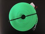 Biotane Leine - 9mm / 10 Meter - Neongrün
