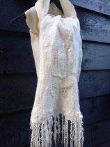 Dikke wollen sjaal