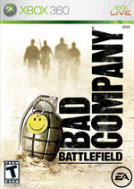 X360 Bad Company Battlefield