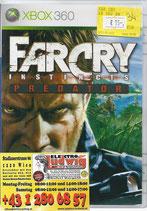 X360 Farcry Instincts Predator