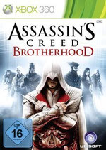 X360 Assassins Creed Brotherhood Spezial Edition FSK18