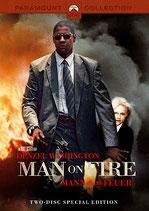 DVD Man on Fire Denzel Washington