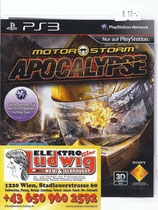 PS3 Motorstorm Apokalypse