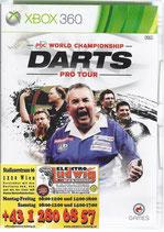 X360 Darts Pro Tour