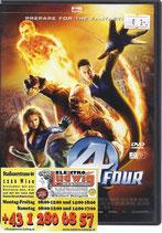 DVD Fantastic Four Teil 1