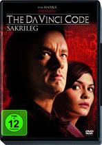 DVD Der Davinci Code Sacrileg