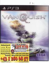 PS3 Vanquish Spezial Edition