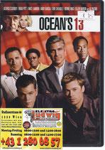 DVD Oceans 13 George Clooney