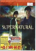 DVD Supernatural Staffel 1 Komplett