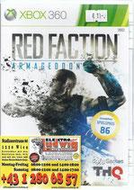 X360 Red Faction Armageddon FSK18