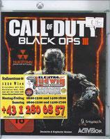 XOne Call of Duty Black Ops 3 FSK18