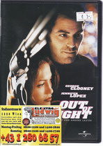 DVD Out of Sight George Clooney