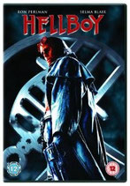 DVD Hellboy 1 Original Version