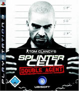 PS3 Tom Clancy's Splinter Cell: Double Agent