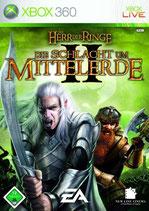 X360 Herr der Ringe Schlacht um Mittelerde 2