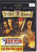 DVD Fluch der Karibik Special Edition