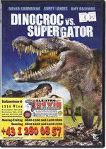DVD Dinocroc vs. Supergator