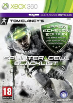 X360 Splinter Cell Blacklist pegi 18