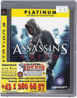 PS3 Assassins Creed Platinum