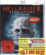BD Hellraiser Revelations Uncut FSK18