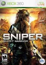 X360 Sniper Ghost Warrior
