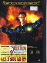 DVD Eraser Arnold Schwarzenegger