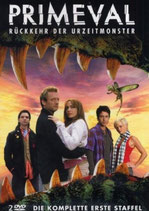 DVD Primeval Rückkehr Staffel 1