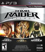 PS3 Tomb Raider Trilogy Classic HD