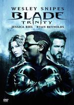DVD Blade 3 Trinity FSK18 Version