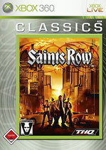 X360 Saints Raw Classic Edition