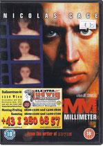 DVD 8MM Nicolas Cage
