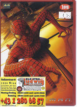 DVD Spiderman Tobey Maguire