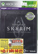X360 The Elder Scrolls 5 Skyrim