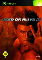 X-Box Dead or Alive 3