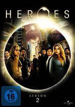 DVD Heroes Staffel 2