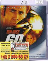 BD Nur noch 60 Sekunden Nicolas Cage