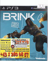 PS3 Brink 100% Uncut Version
