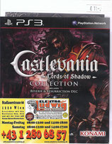 PS3 Castlevania Lord of Shadow