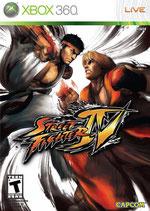 X360 Street Fighter 4