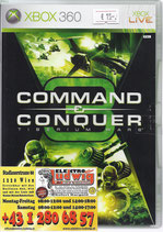 X360 Command and Conquer 3 Tiberium Wars