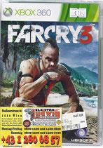 X360 Farcry 3 FSK18
