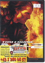 DVD M:i-2 Mission Impossible 2 Tom Cruise