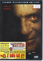 DVD Hannibal Deluxe Uncut